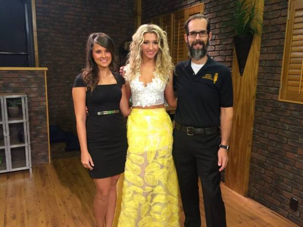 Bridal Savoir Faire 2015 on THV 11.